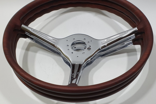 Mercedes Benz wood steering wheels